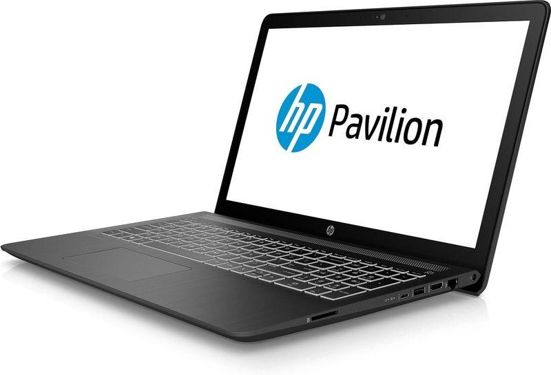 HP Pavilion Power 15 i7-7700HQ 16GB 1TB GTX1050-4GB zdjęcie 8
