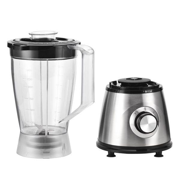 Blender do koktajli ze stali, niski poziom hałasu, 1,5 L zdjęcie 5