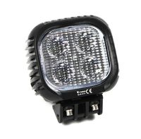 LAMPA ROBOCZA 4 LED HALOGEN 40W PROFESJONALNA CREE 12V 24V