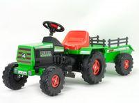 Traktor na akumulator Basic Injusa 6V