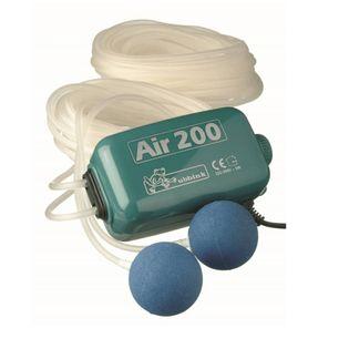 Ubbink Pompa Napowietrzająca Wodę, Do Użytku W Pomieszczeniach Air 200