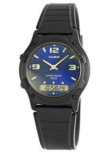 Zegarek Casio AW-49HE-2AVEG Dual time