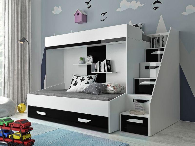 Łóżko piętrowe antresola LUX 16 zdjęcie 3