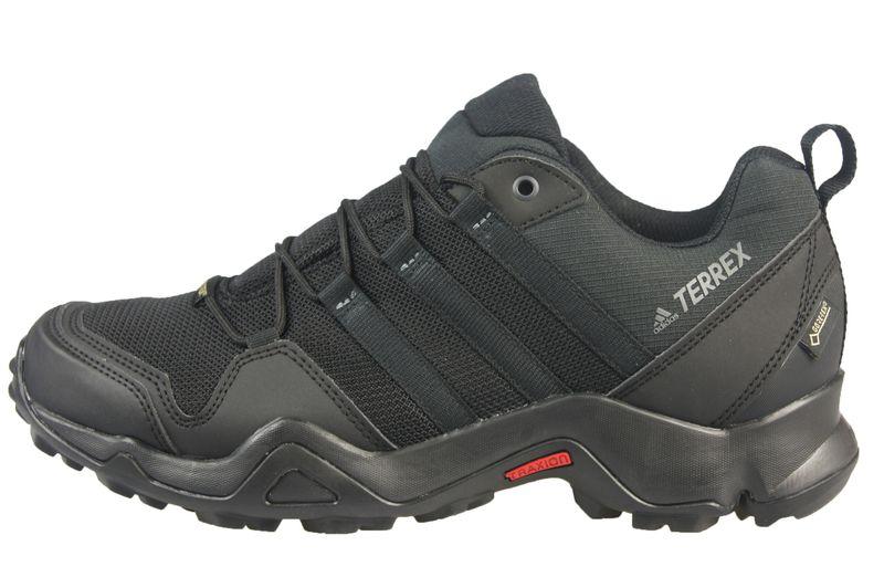 Buty adidas Terrex Ax2r GORE TEX BA8040 CblackCblackVisgre