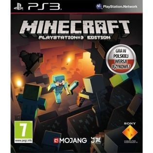 Gra PS3 Playstation 3 Minecraft Box PL