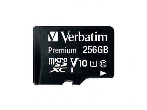 Verbatim Micro SDXC 256GB class 10 UHS-1 + Adapter SD na Arena.pl