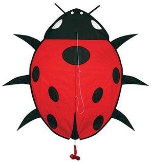 """Latawiec SKYDOG - Lady Bug 39x28"""""""