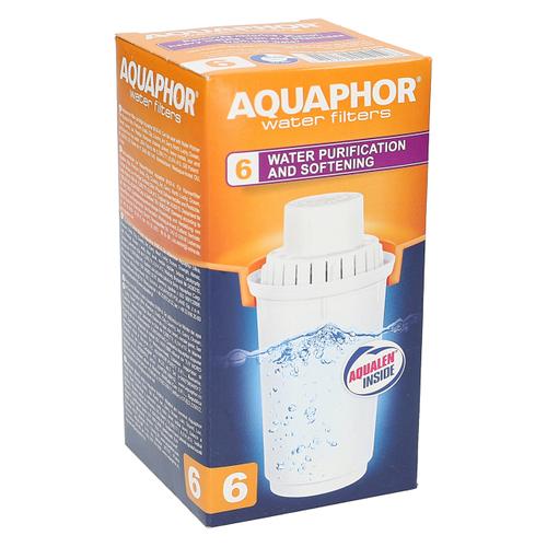 Filtr wody wkład dzbanka AQUAPHOR B100-6 Kraków na Arena.pl