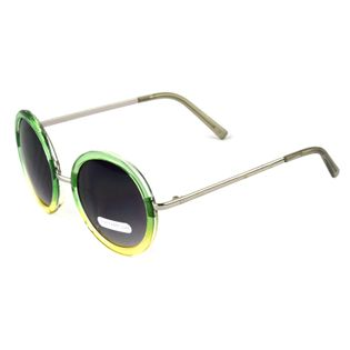 Okulary przeciwsłoneczne damskie Ombre Reilly duże