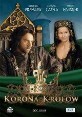 Korona Królów Sezon 1 Odcinki 85-109 (3DVD) praca zbiorowa
