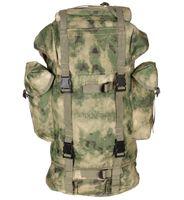Duży plecak BW turystyczny 65 l HDT-camo FG
