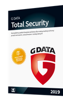 G DATA Total Security 3 PC / 3 lata