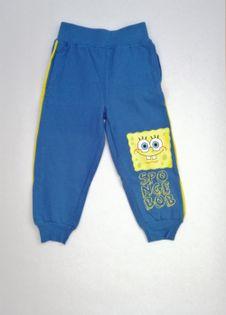Spodnie z dresu SPONGEBOB rozm.92 !!!
