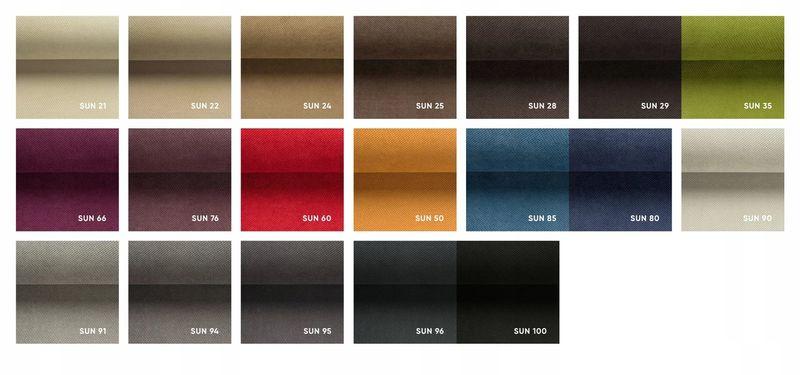 Sofa Fotel 92cm JOANNA I pianka różne kolory AR zdjęcie 11