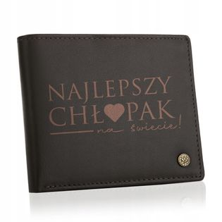 BETLEWSKI portfel męski na dzień chłopaka prezent