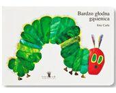 Książka dla dzieci Bardzo Głodna gąsienica XL
