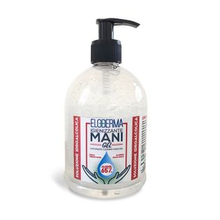 Eloderma Waterless Cleaning Hand Gel Antybakteryjny Żel Do Rąk 500Ml