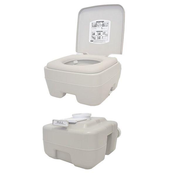 Toaleta działkowa, toaleta przenośna na działkę zdjęcie 2