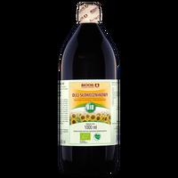 Olej słonecznikowy BIO 1000 ml tłoczony na zimno