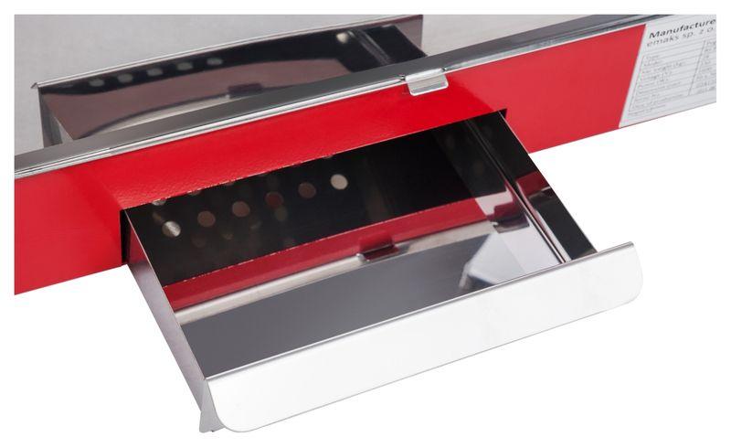 Maszyna do popcornu - czarny daszek Royal Catering RCPS-16E zdjęcie 8