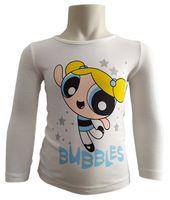 T-Shirt Bluzka Atomówki r128 Licencja Cartoon Network(RH1399 White 8Y)