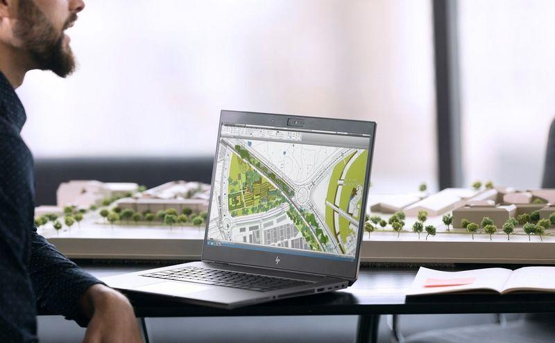 HP ZBook Studio G5 15 UltraHD 4K IPS Intel Core i7-8850H 6-rdzeni 16GB 512GB SSD NVMe NVIDIA Quadro P1000 4GB Windows 10 Pro na Arena.pl