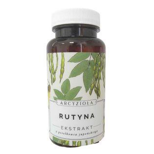 ARCYZIOŁA Rutyna 60g ekstrakt z perłowca