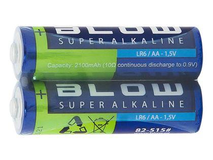 Baterie AA 1,5V alkaliczne LR6 paluszki Blow (2 sztuki)