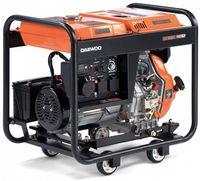 Daewoo Ddae 6000Xe Diesel Agregat Generator Prądotwórczy 2X16A, 1X32A Avr Moc 11Km - Oficjalny Dystrybutor - Autoryzowany Dealer Daewoo