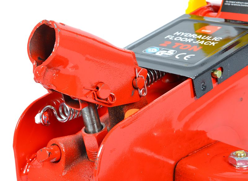 Podnośnik hydrauliczny żaba 2t MOCNY lewarek 8kg zdjęcie 4