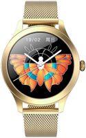 Damski Smartwatch Gino Rossi Sw014-4 Złoty