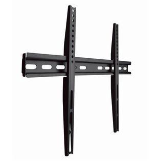 """Gembird Wall mount, WM-65F-02, 32-65 """", Fixed, Maximum weight (capacity) 40 kg, VESA max 600x400 mm, Black"""