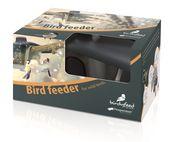 Karmnik dla ptaków BIRDYFEED DOUBLE szary kamienny zdjęcie 3