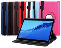 etui obrotowe Huawei Mediapad T5 10 10.1 + szkło AGS2-W09 AGS2-W19