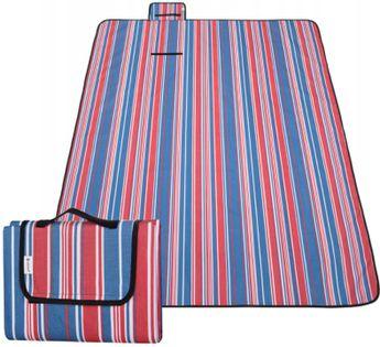 Koc Piknikowy Plażowy Mata na Biwak 150x200cm K38