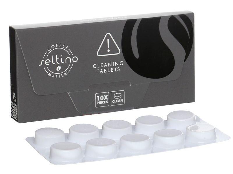 Tabletki czyszczące do ekspresu Seltino Clean 10szt zdjęcie 1