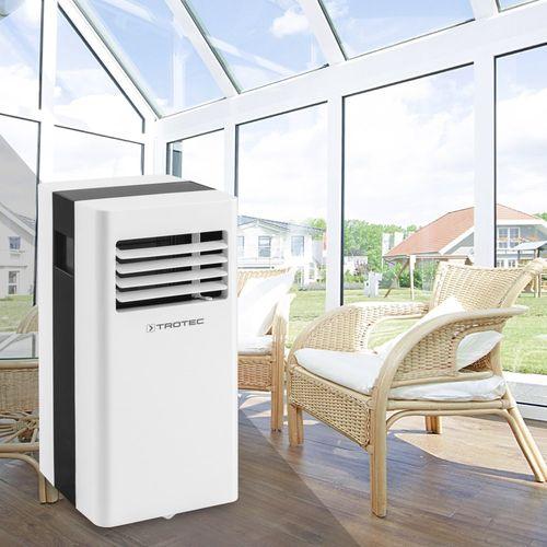 Klimatyzator przenośny do domu i biura klimatyzacja PAC 2100 X TROTEC na Arena.pl