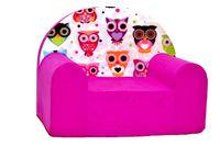 Piankowy fotelik dla dziecka