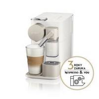 Ekspres do kawy DeLonghi Nespresso Lattissima EN500.W białe/Beżowe