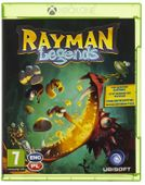 Rayman Legends PL Xbox One gra Nowa