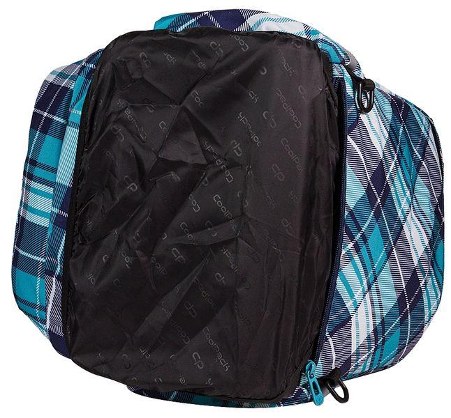 b2edbb7adba3f Plecak CoolPack JUNIOR na kółkach czarny w egzotyczne kwiaty TAHITI 603  (67652) zdjęcie 2