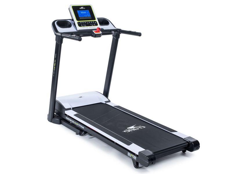 BIEŻNIA ELEKTRYCZNA 18km/h DO 20% PAS 48x142  WAGA 80kg zdjęcie 1