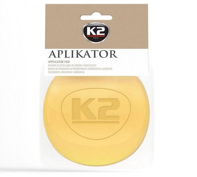 K2 Aplikator Gąbka do wosków i nabłyszczaczy na Arena.pl
