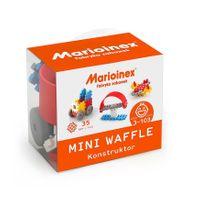 MARIOINEX Klocki wafle mini 35szt chłopcy