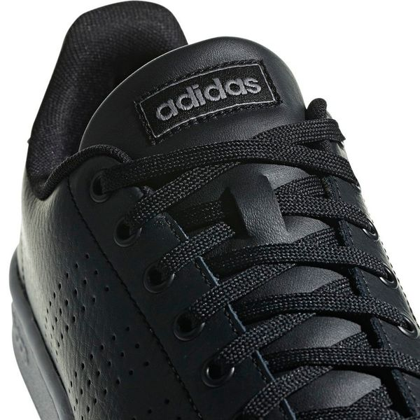 Buty męskie adidas Advantage czarne F36431 46