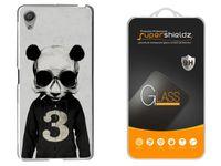 Sony Xperia X Etui Case Pokrowiec + Szkło