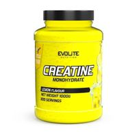 Evolite Creatine Monohydrate 1000g Smak - Lemon