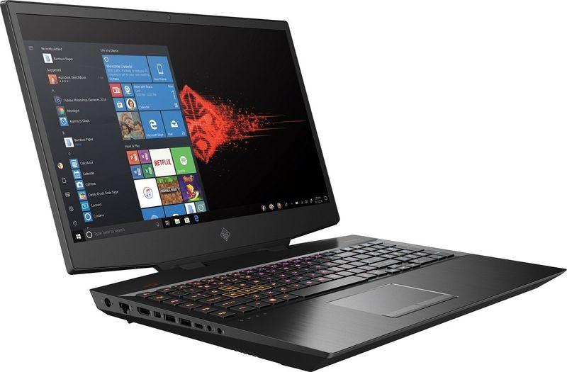 HP OMEN 17 FullHD IPS 144Hz Intel Core i7-9750H 6-rdzeni 16GB DDR4 512GB SSD NVMe NVIDIA GeForce RTX 2070 8GB Windows 10 na Arena.pl