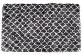 Mięciutki Wysoki Dywan Pluszowy SHOK PLUSZ 140x200 CLOVER GREY