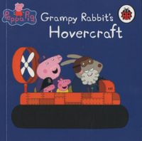 Peppa Pig - Mini Book - Grampy Rabbit's Hovercraft